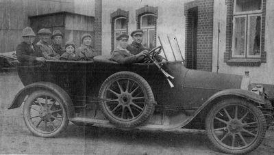 Foto von einem Brennabor – der Stolz der Familie Karstens aus Barderup