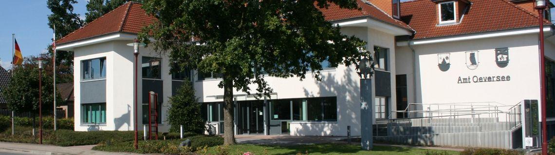 Gebäude des Amt Oeversee