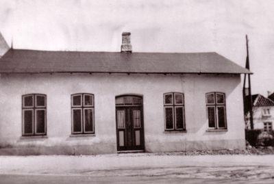 Foto vom Hebammenhaus in Oeversee