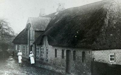 Foto zur Bäckerei Thomsen Frörup von 1920