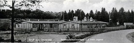 Foto von Arbeitsmaidenlager in Munkowlstrup